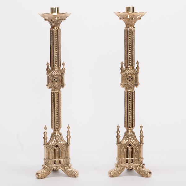 111 Best Images About Altars: Products - Candlesticks